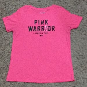 Under Armour Women's tee size M